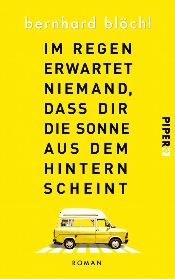 Im Regen von Bernhard Blöchl